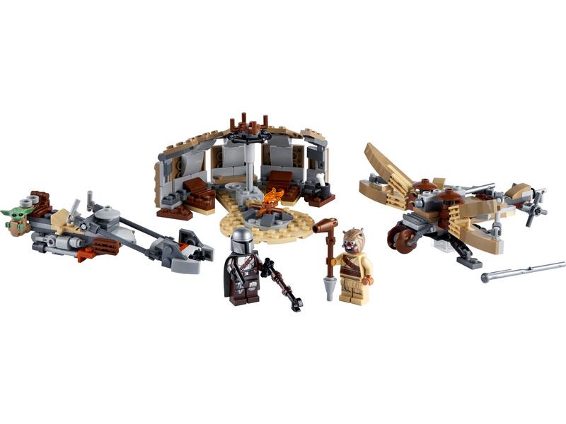 LEGO Star Wars - Potíže na planetě Tatooine