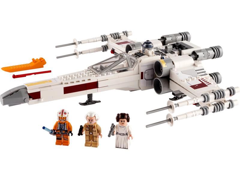 LEGO Star Wars - Stíhačka X-wing Luka Skywalkera