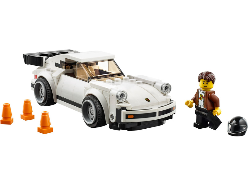 "LEGO Speed Champions - 1974 Porsche 911 Turbo 3.0"""
