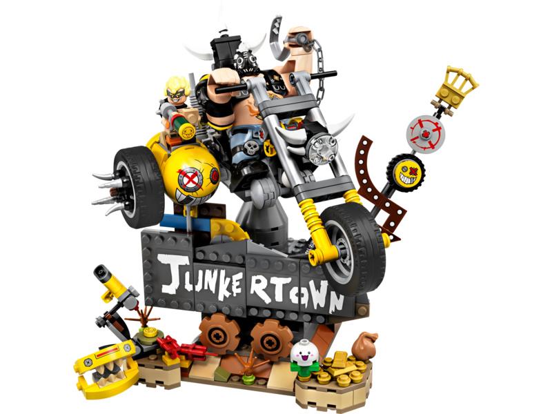 LEGO Overwatch - Junkrat a Roadhog