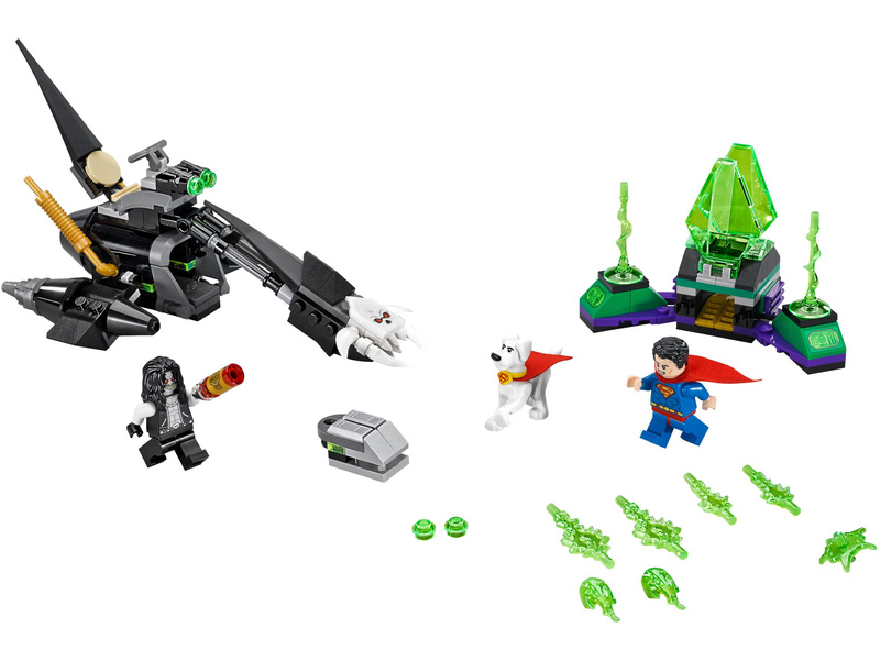 LEGO Super Heroes - Superman a Krypto se spojili