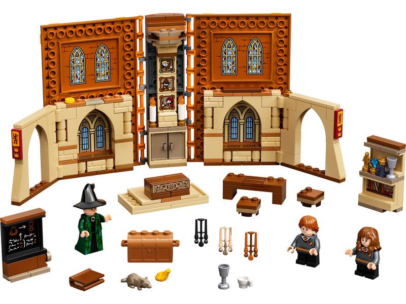 LEGO Harry Potter - Kouzelné momenty z Bradavic: Hodina přeměňování