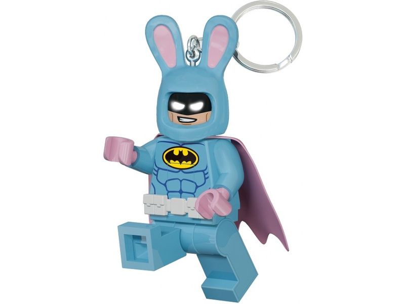 LEGO svítící klíčenka - Batman Movie Bunny
