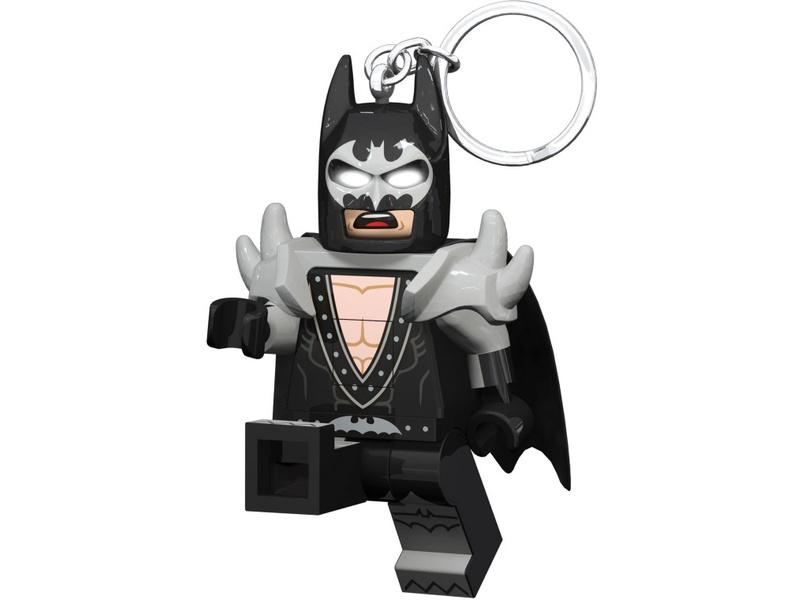 LEGO svítící klíčenka - Batman Movie Glam Roker
