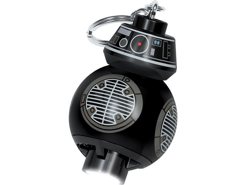 LEGO svítící klíčenka - Star Wars BB-9E