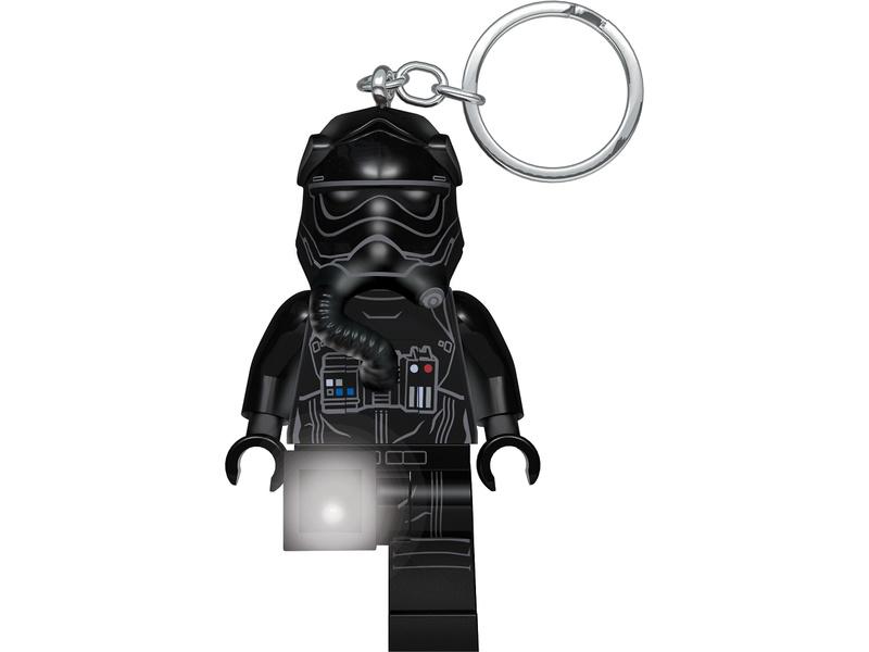 LEGO svítící klíčenka - Star Wars Tie Fighter Pilot