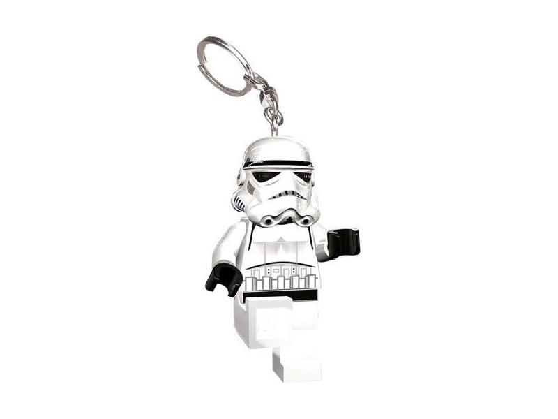LEGO svítící klíčenka - Star Wars Stormtrooper