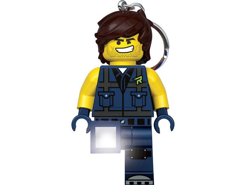 LEGO svítící klíčenka - LEGO Movie 2 Captain Rex
