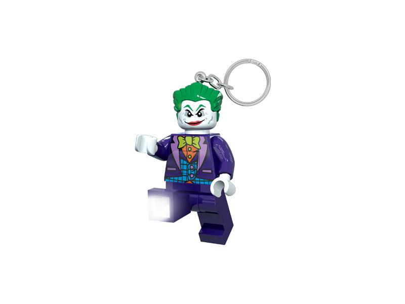 LEGO svítící klíčenka - Super Heroes Joker