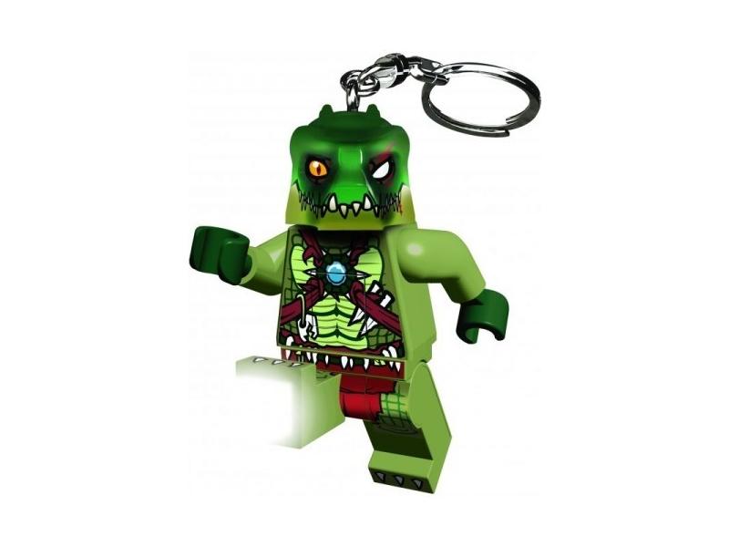 LEGO svítící klíčenka - Chima Cragger