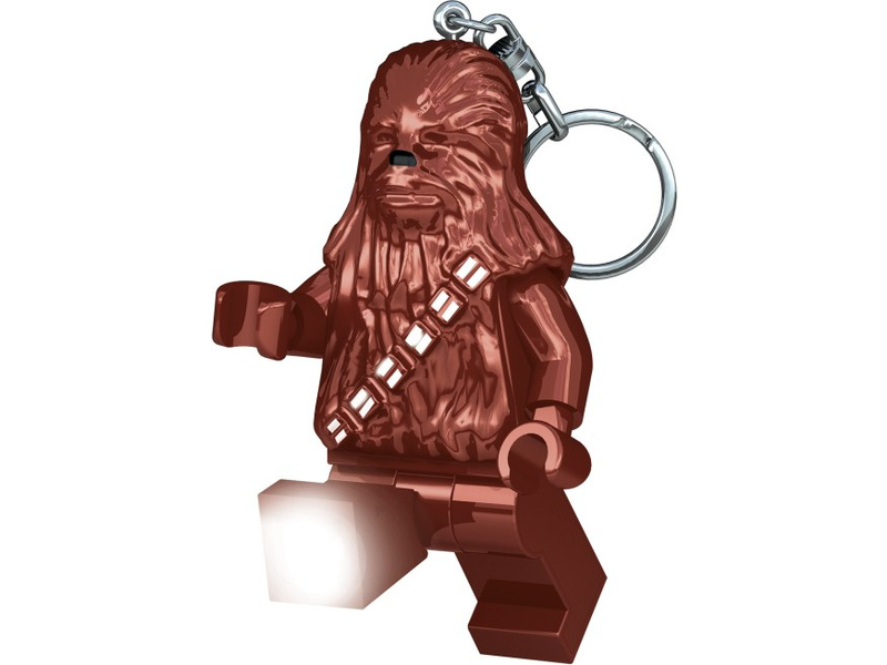 LEGO svítící klíčenka - Star Wars Žvejkal