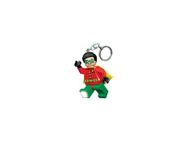 LEGO svítící klíčenka - Super Heroes Robin