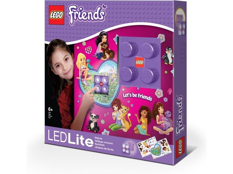 LEGO noční světlo - Friends
