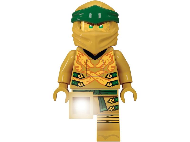LEGO baterka - Ninjago Legacy Zlatý Ninja