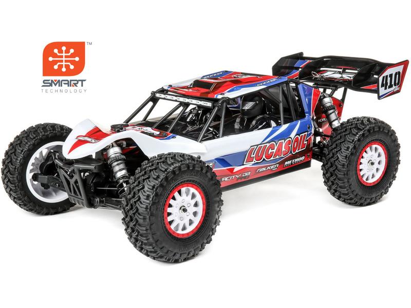 Losi Tenacity Desert Buggy Pro 1:10 4WD RTR Lucas Oil
