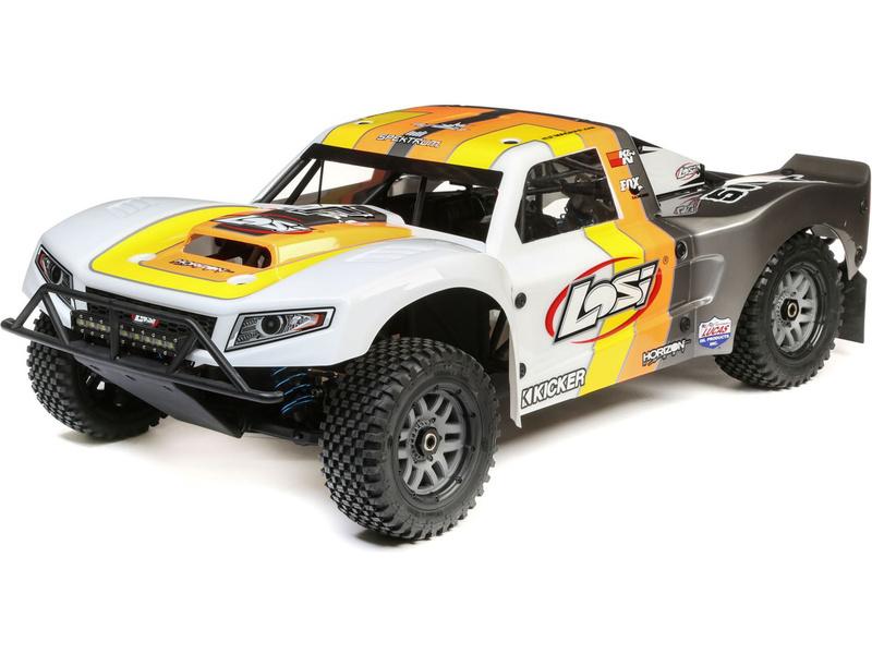 Losi 5ive-T 2.0 1:5 4WD SCT BND oranžová