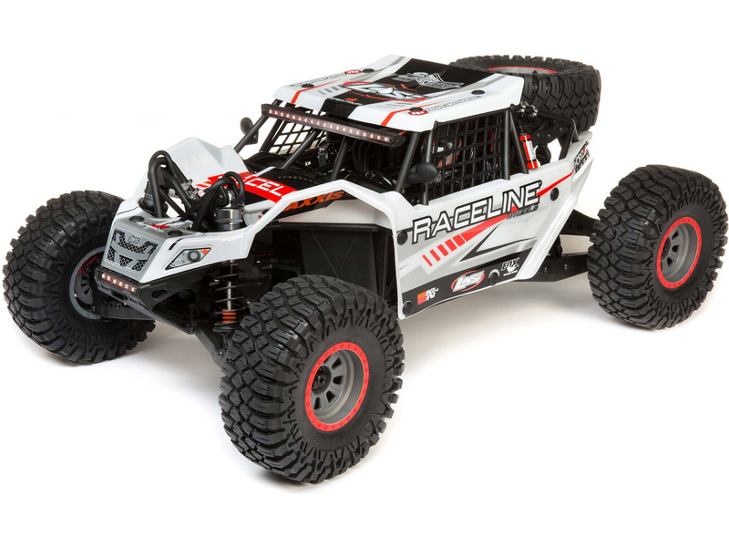 1:6 Losi Super Rock Rey V2 4WD RTR (bílý)
