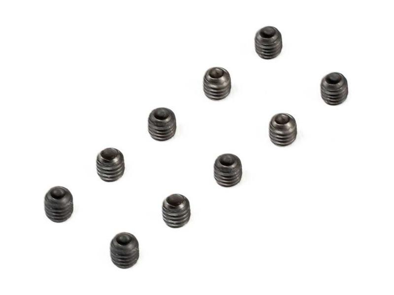 Losi šroub Cup Point M3x4mm (10)