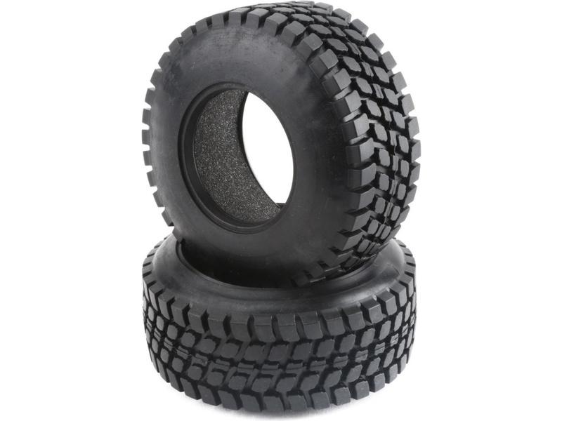 Losi pneu Desert Claws s vložkami měkké (2)