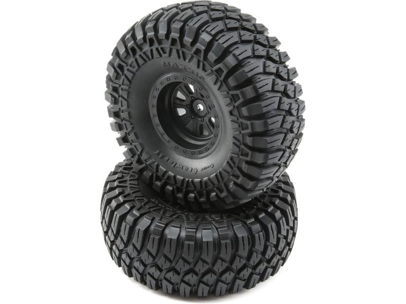 Losi kolo s pneu Maxxis Creepy (2): Rock Rey