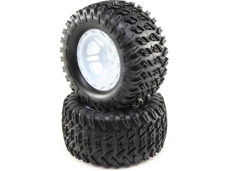 Losi kolo s pneu (2): Tenacity MT