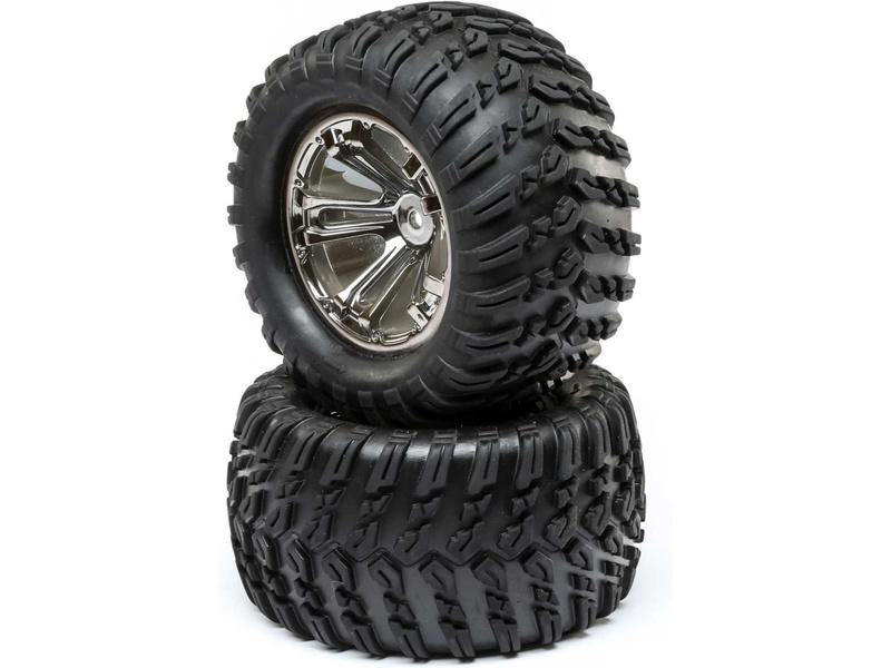 Losi kolo kompletní s pneu (2): Tenacity T