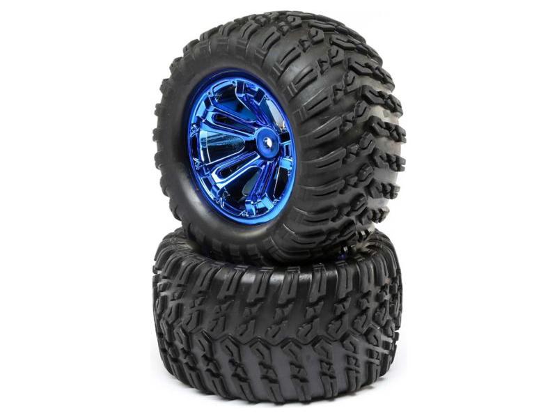 Losi kolo s pneu (2): Tenacity T