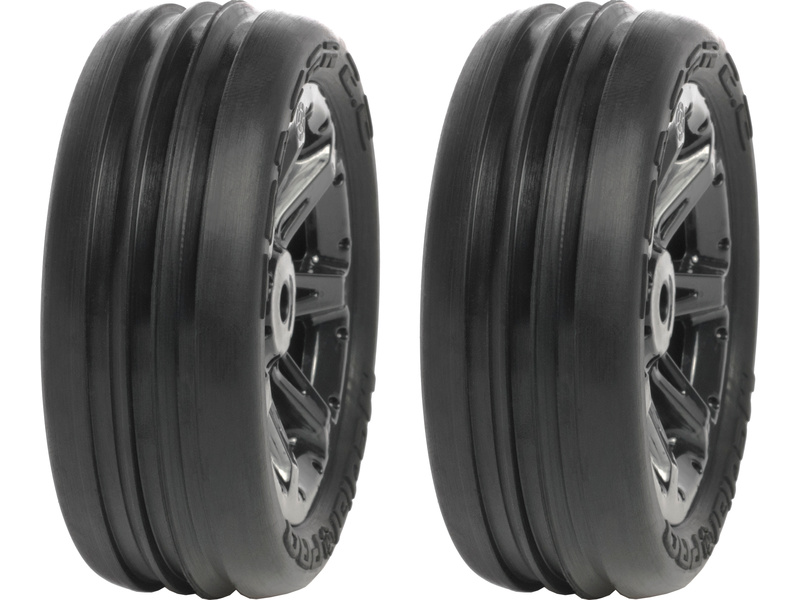 "Medial Pro kolo 2.2"" Titan D5/15mm, pneu Tracer (pár)"