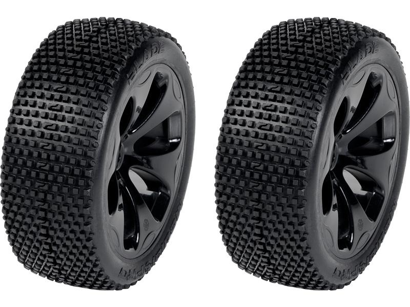 "Medial Pro kolo 3.3"" SC Raptor H12/22mm, pneu Blade M3 (pár)"