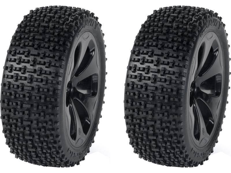 """Medial Pro kolo 3.3"""" SC Raptor H12/22mm, pneu Gravity M3 (pár)"""