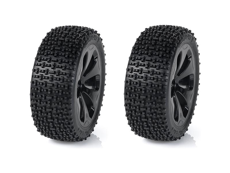 """Medial Pro kolo 3.3"""" SC Raptor H12/22mm, pneu Gravity M4 (pár)"""