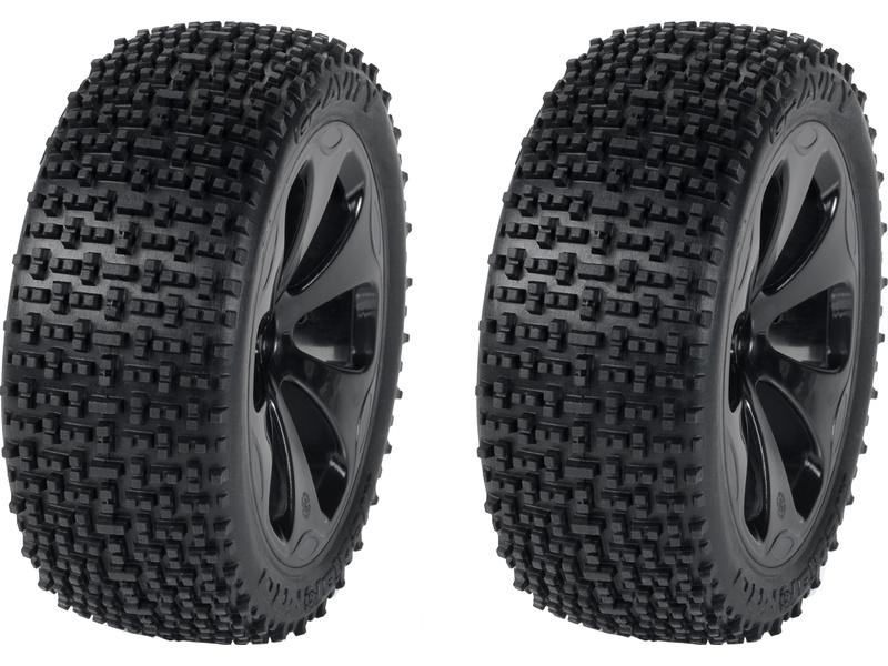"""Medial Pro kolo 3.3"""" SC Raptor H12/24mm, pneu Gravity M3 (pár)"""