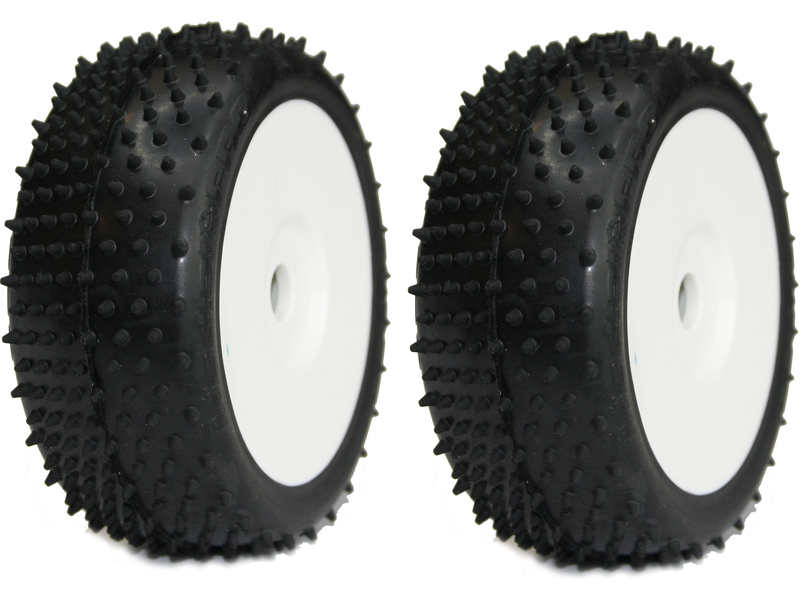"Medial Pro kolo 3.3"" Rex H17/34mm, pneu Turbo M3 (pár)"