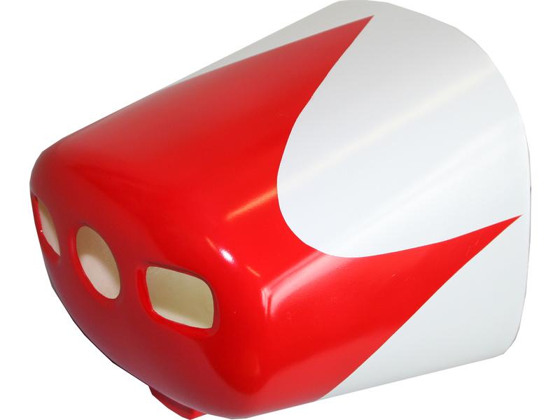 Sport Cub CW 1:4 bílý - kryt motoru