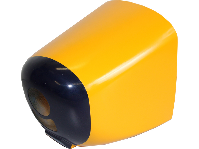 Sport Cub CW 1:4 modrý - kryt motoru