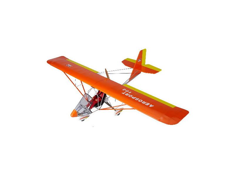 Aerosport 103 1:3 2.4m ARF oranžový
