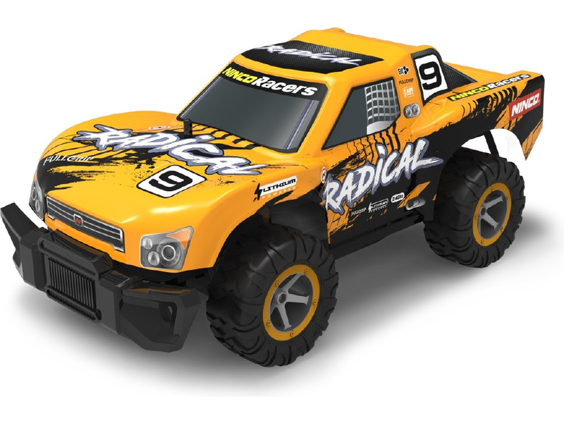 NINCORACERS Radical 1:14 2.4GHz RTR
