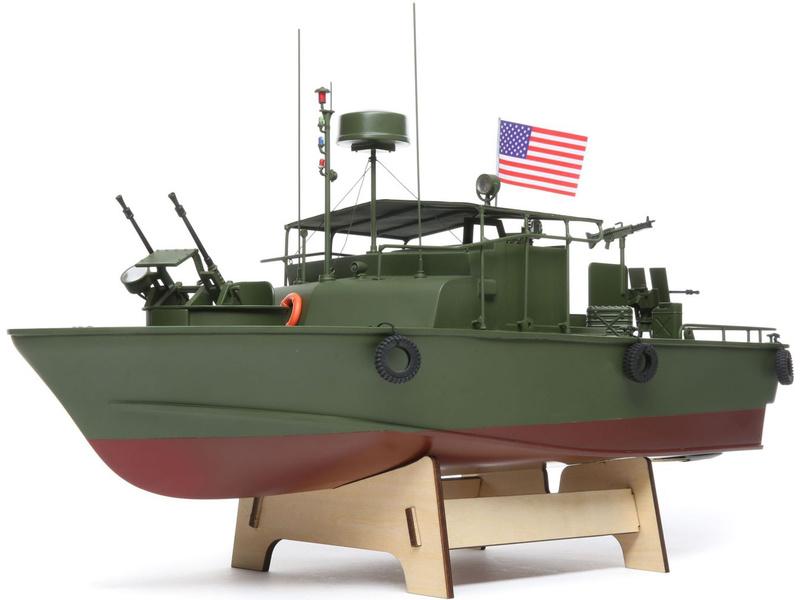 "Alpha Patrol Boat 21"" RTR"