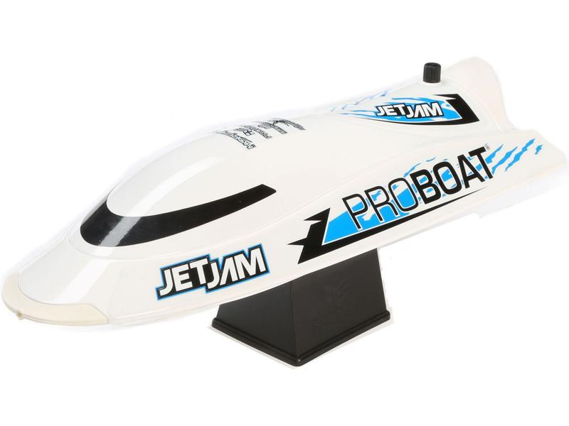 Proboat Jet Jam 12 Pool Racer RTR bílý