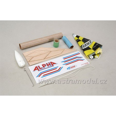 Estes Alpha Kit (12ks)