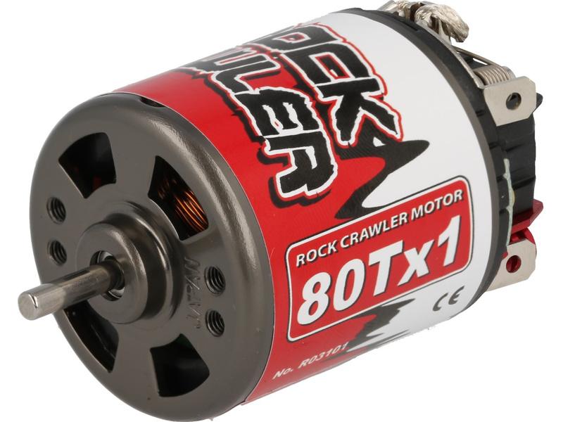Robitronic stejnosměrný motor Rock Crawler 540 80T