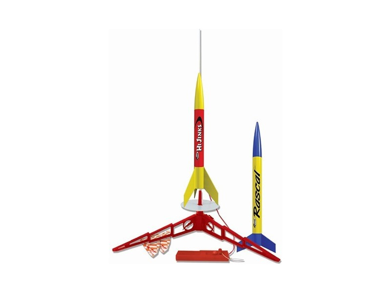 Estes Rascal/HiJinks E2X, Launch Set