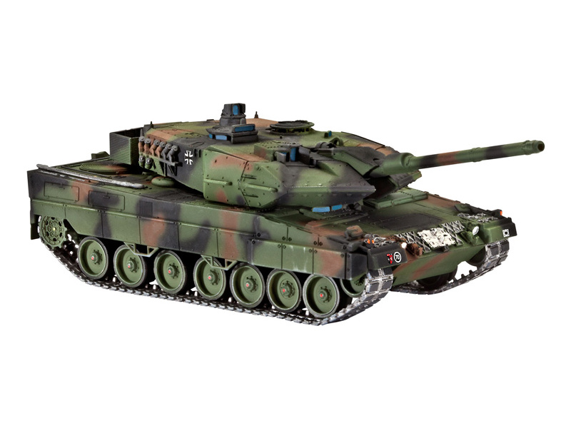 Revell Military Leopard 2 A6M (1:72)