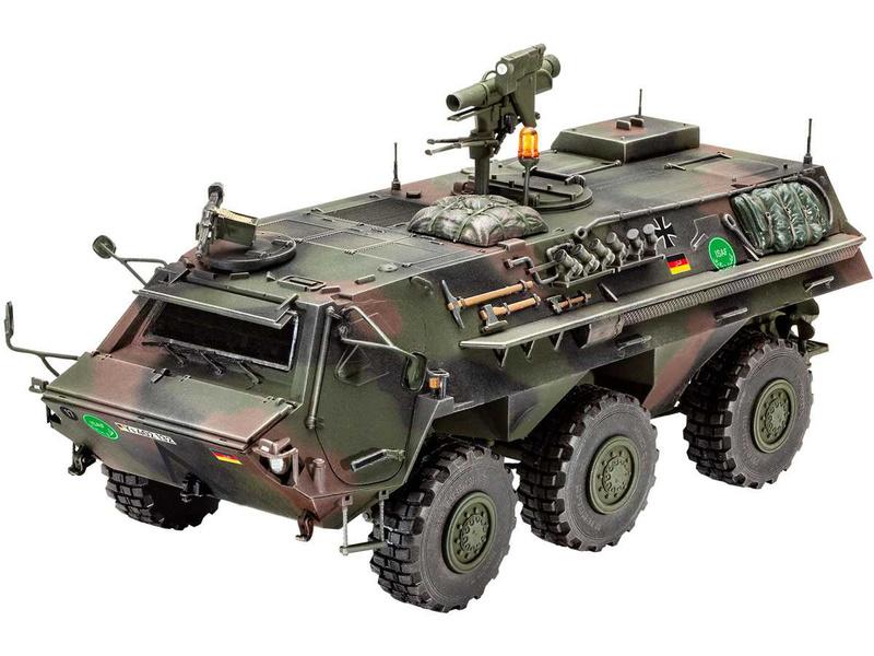 Revell military TPz 1 Fuchs (1:35)
