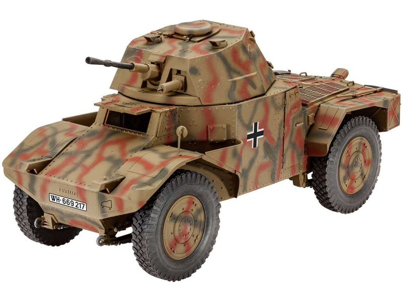 Revell military Armoured Scout Vehicle P 204 (f) (1:35)