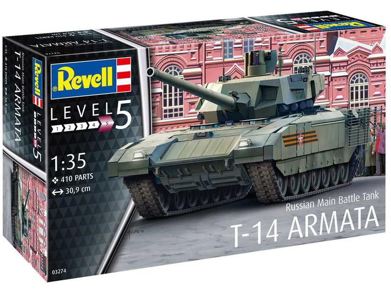 Revell T-14 Armata (1:35)