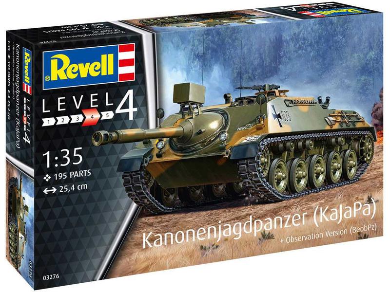 Revell Kanonenjagdpanzer (1:35)