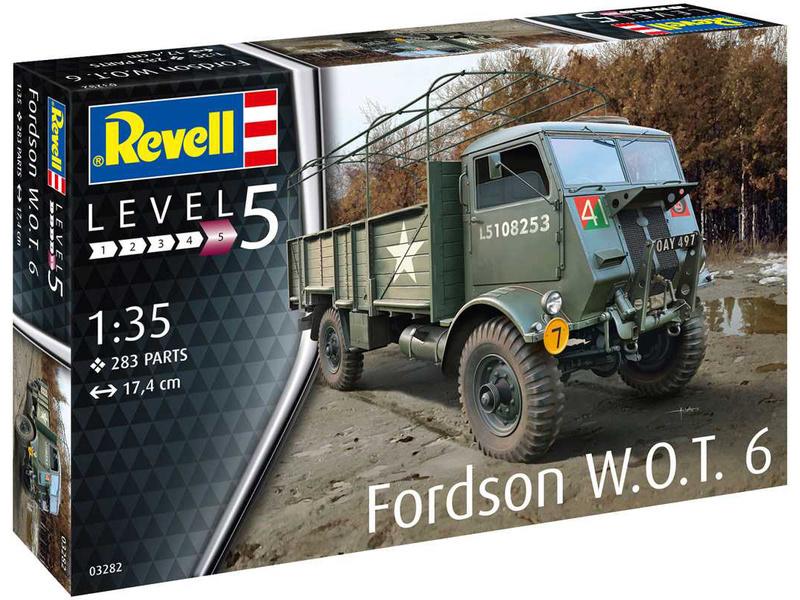 Revell W.O.T. 6 (1:35)