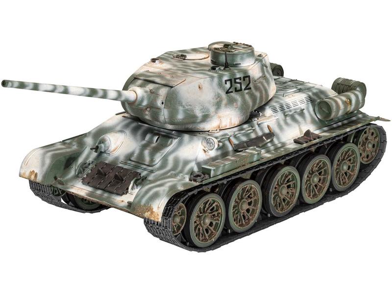 Revell T34-85 (1:35)