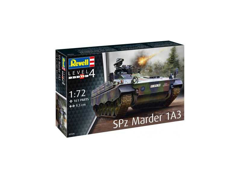 Revell SPz Marder 1A3 (1:72)